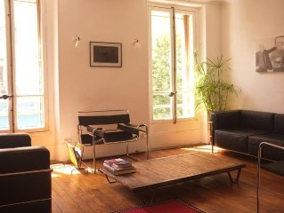 Flat In Vincennes, 15 minutes away from Paris City Center, 60m2