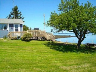 Downeast Maine - Relax in Beachfront Cottage with Beautiful Sunrise Views