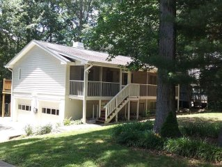 Comfortable Home near to WNC Ag Center