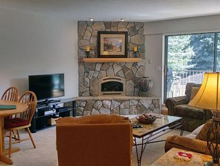 BC West #N-2: Premium 2BR Condo w/ FREE Skier Shuttle, Heated Pool, Hot Tubs