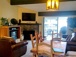 BC West #L-4: Deluxe 2BR Condo w/ FREE Skier Shuttle, Heated Pool, Hot Tubs