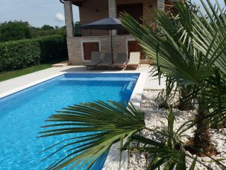 TOP LOCATED LUXURY HOUSE WITH SEA VIEW AND PRIVATE POOL-NEW!!! , 300m FROM SEA