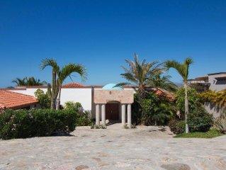 Stunning Mexican Villa- Extraordinary Views in Puerto Los Cabo