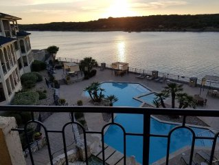 UNIT 1301 1 Bed 1 Bath On Lake Travis with Lake View