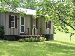Beautiful Country Home Convenient to Greensboro, Burlington and High Point