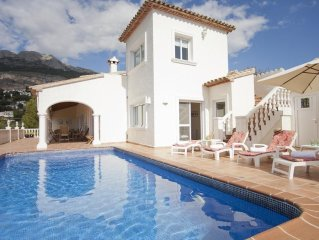 Villa in Altea, Alicante, Costa Blanca, Spain