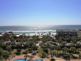 Fall Dates open!! Gulf view condo!! Private beach access!! Beach side pool & lag