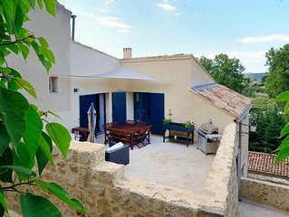 Les Galets, your spacious holiday home with terrace