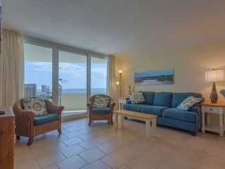 Perdido Sun 702 Perdido Key Gulf Front Vacation Condo Rental - Meyer Vacation R