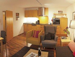 Ferienwohnung, mit ca. 60 qm, 1 Schlafzimmer, für maximal 2 Personen