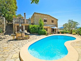 Ferienhaus Casa Santaellas  in Caimari, Mallorca - 12 Personen, 6 Schlafzimmer