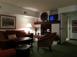 Lakefront Condominium at Midlake  Big Boulder Lake & Ski Resort