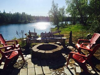 A Must See Family Friendly Lake Front Retreat