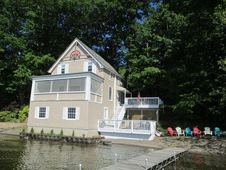 LATE SUMMER SPECIAL!! Charming Keuka Lakefront Cottage; Offstreet Parking