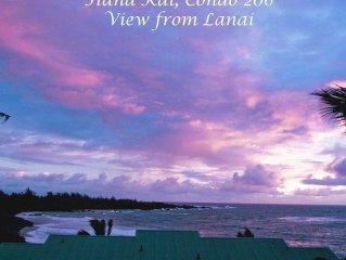 Aloha Condos, Hana Kai, Condo 206 1BR 1BA, Sleeps 3