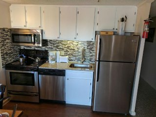 ML#329, 2BR/2Bath*SKI/Bike in/out*Free Wifi,Parking and AC