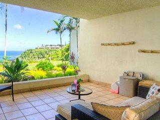 Aloha Condos, Puu Poa, Condo 113 2BR 2BA, Sleeps 6