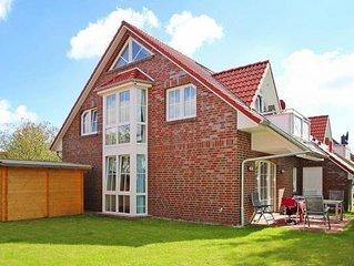 Ferienwohnungen in Greetsiel  in Ostfriesland - 4 Personen, 2 Schlafzimmer