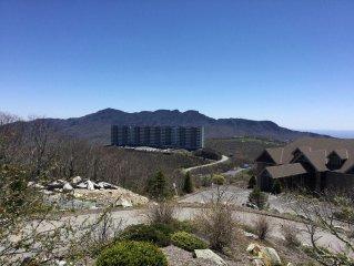 Enjoy Picturesque Views Of Ski Slopes At Sugar Mountain