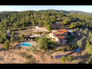 Villa in Gello Biscardo with 3 bedrooms sleeps 6