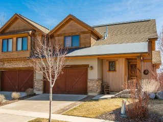 Winter Rates JUST Reduced! Luxury 4BR/4.5BA Deer Valley Ski Home, Chef's Kitche