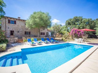 CAN GALLET - Villa for 8 people in Costitx.