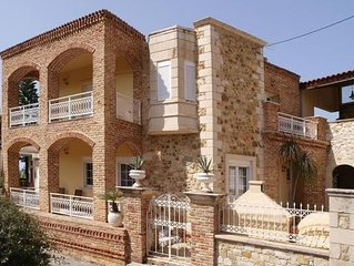 Villa Athopetousa, Agia Marina  in Kreta - West - 6 persons, 3 bedrooms
