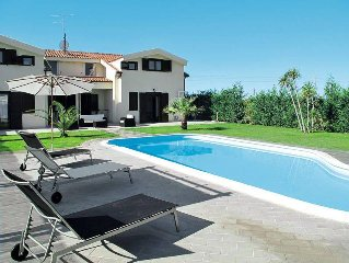 Vacation home Villa Black & White  in Grosseto, Maremma - 16 persons, 8 bedrooms