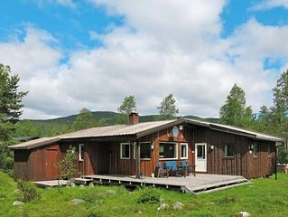 Vacation home in Hovden, Southern Norway - 6 persons, 3 bedrooms