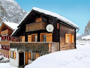 Vacation home Chalet Marlo  in Herbriggen, Central Valais / Wallis - 8 persons,