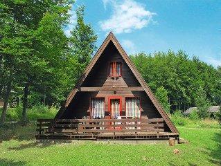 Vacation home Ferienpark Twistesee  in Bad Arolsen, Hessisches Bergland - 6 per