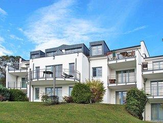Apartment Residenz Bellevue  in Zinnowitz, Usedom - 4 persons, 1 bedroom