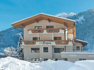 Apartment Haus Brigitte  in Mayrhofen, Zillertal - 4 persons, 2 bedrooms