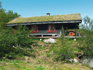 Vacation home in Aaseral, Southern Norway - 8 persons, 4 bedrooms