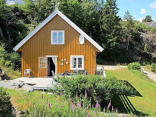 Vacation home in Lillesand, Southern Norway - 6 persons, 3 bedrooms