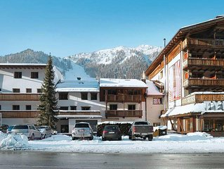 Apartment Haus Schneider  in St.Anton, Arlberg - 6 persons, 2 bedrooms