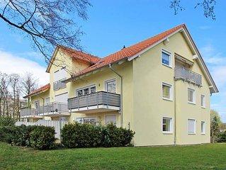 Apartment Ferienwohnung Mowe  in Zinnowitz, Usedom - 3 persons, 1 bedroom