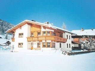 Apartment Landhaus Martin  in Aschau/Zillertal, Zillertal - 10 persons, 4 bedro