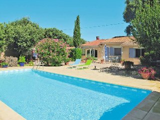 Vacation home in Mazan, Mont Ventoux surroundings - 4 persons, 1 bedroom