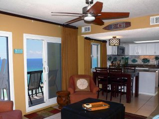 Ninth FLoor Condo, Beautiful Ocean Views From Every Room!   No Cleaning Fees!!