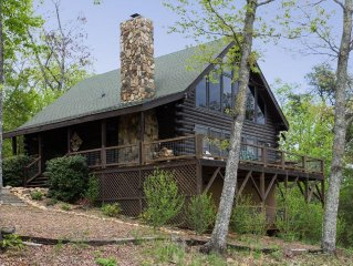 MOUNTAIN MOMENTS - Carolina Properties ROMANTIC, WI-FI, PETS, VIEWS