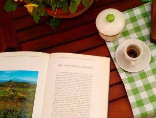 Casa il Girasole;  hospitality, culture and friendship