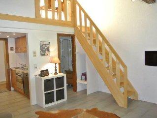 Apartment 24-1  in Silvaplana - Surlej, Engadine - 4 persons, 1 bedroom