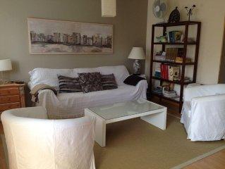 Precioso apartamento en playa de Langosteira