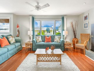 Bayfront w/ Private Dock plus Walk 2 the Ocean -- Discounts Available