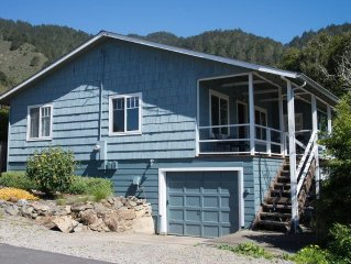 Shell Cottage at Stinson Beach!