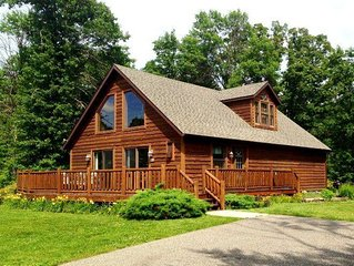 Incredible 5BR Home on Golf Course w/ WiFi - 5 min. to everything Wis Dells!