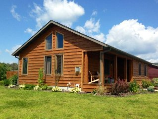 Americana Cabin * Spring Brook Resort-Stunning Two Story, Ideal Family Getaway