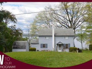 "Classic Cottage - ""East Side of Seneca Lake in Lodi"""