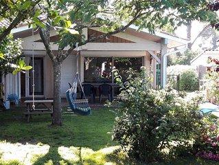 Villa de charme ''la Maison Bleue'', Bassin d'Arcachon